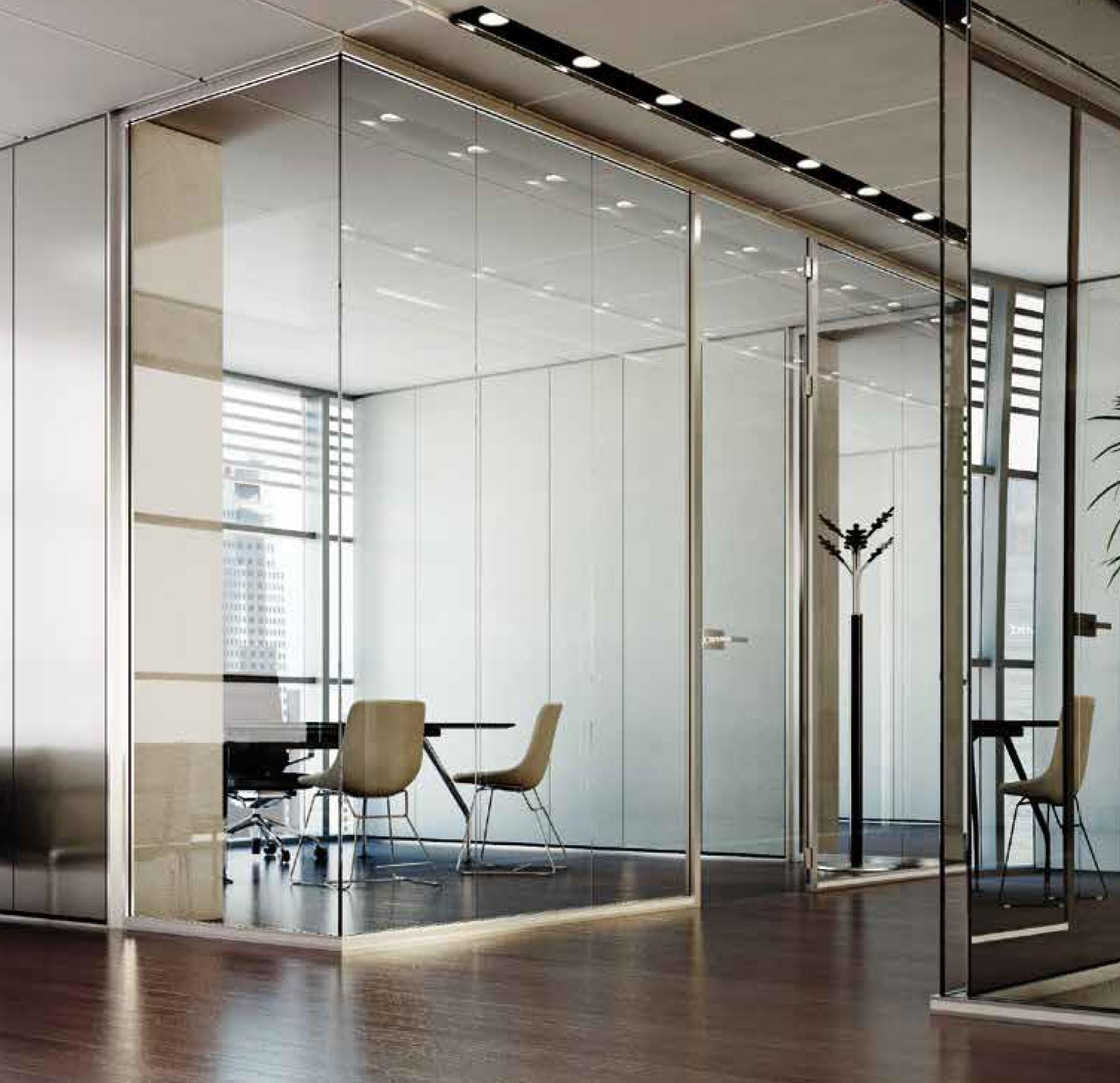 Pareti e sedie ufficio pareti attrezzate divisorie for Pareti per ufficio