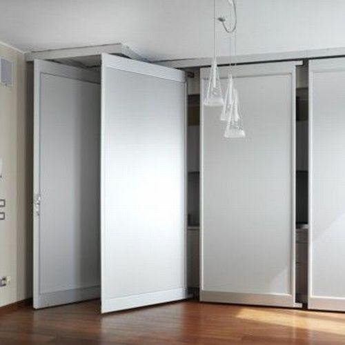 Pareti e sedie ufficio pareti attrezzate divisorie firenze prato pistoia arezzo siena for Pareti divisorie mobili per interni